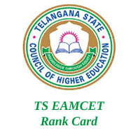 TS EAMCET Rank Card
