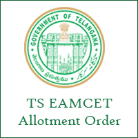 ts eamcet allotment order