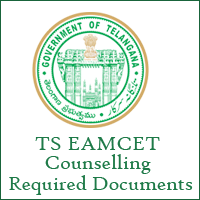 ts eamcet counselling required documents
